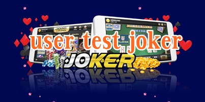 user test joker
